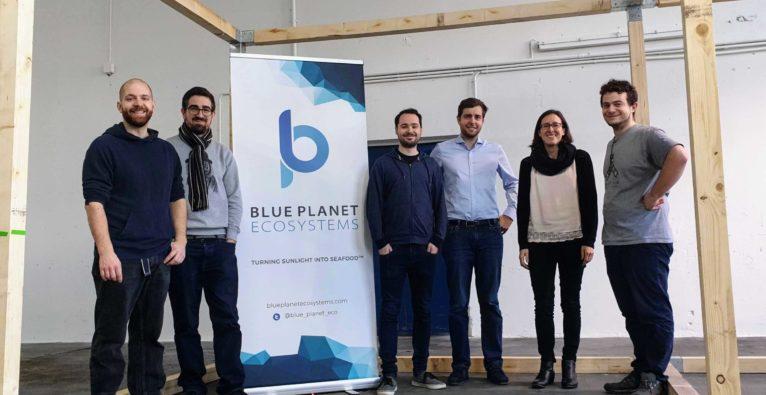 Blue Planet Ecosystems: Das aktuelle Team