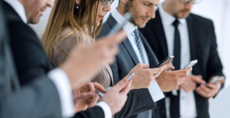 ATX-Konzerne Social Media Ranking - Vergleich zu Startups