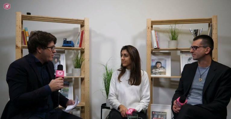 Brutkasten-Talk mit Jasmin Moradzadeh & Dusan Todorovic von aws