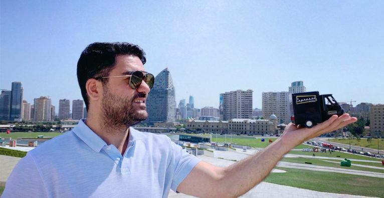 Espressomobil: Der neue Franchise-Partner in Baku