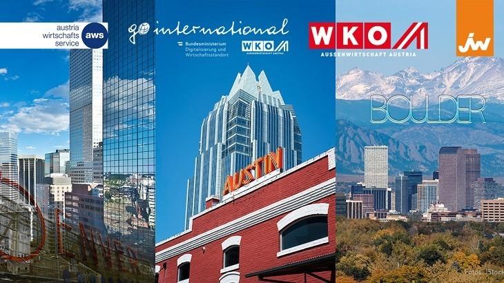 Zukunftsreise nach Denver und Austin sowie Boulder (Colorado)