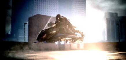 "Top-Silicon Valley-VCs investieren in ""fliegendes Motorrad"""