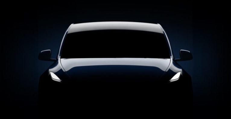 Der Kompakt-SUV Tesla Y soll das erste in der Tesla-Gigafactory Berlin gebaute Fahrzeug werden.