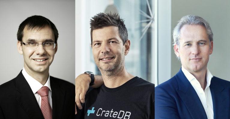 LH Markus Wallner, crate.io-Gründer Jodok Batlogg, IV Vorarlberg-Präsident Martin Ohneberg ua. äußern sich zum weXelerate Dornbirn
