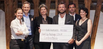 Google investiert mit Partnern 3,5 Millionen Euro in Startup des Legal Tech Hub Vienna