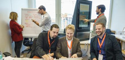 Wenn Corporate-Mitarbeiter und Startup-Founder zu einem Team werden