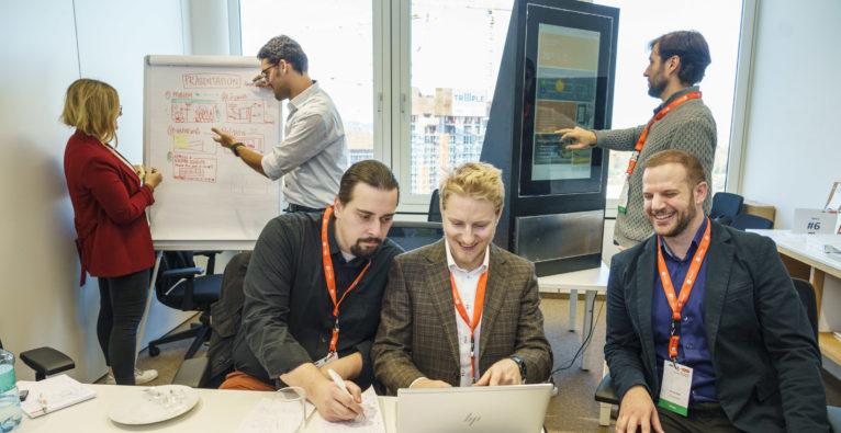 Corporate-Startup-Collaboration: Die Wien Energie Innovation Challenge fokussiert dieses Jahr auf das Thema Smart City
