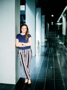 Lisa Fassl, Managing Director der aaia zu Tech-Hotspots im CEE-Raum