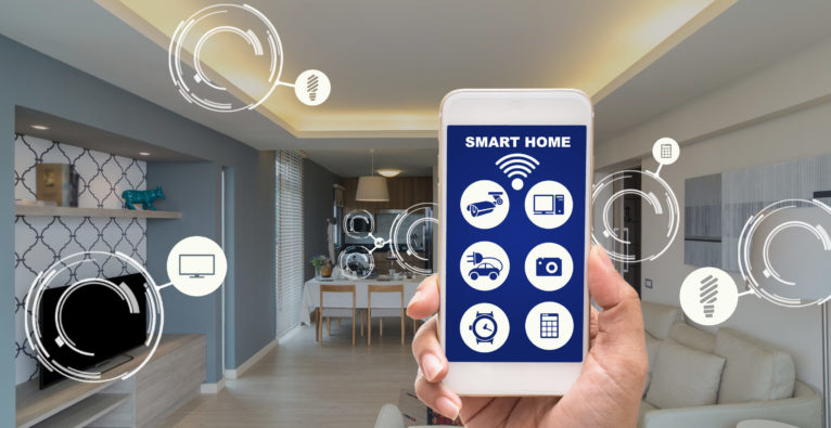 Smart Living, Smart Home, Pfarrwaller, Smart