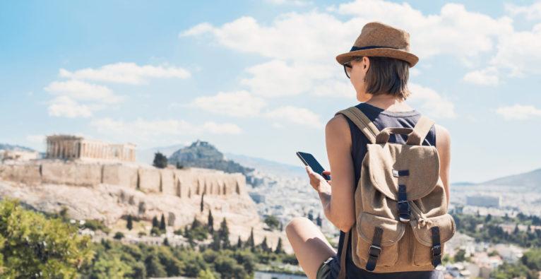 Reise buche mobil mit booking.com