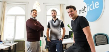 2,5 Millionen Euro Investment für weXelerate-Startup Neticle