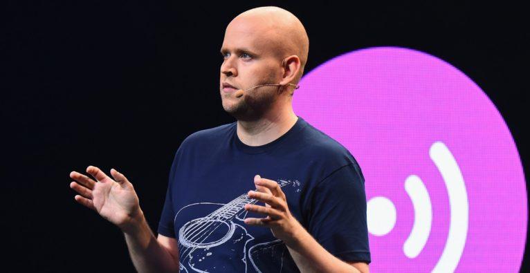 Tech-Titans - Spotify-Gründerstory kommt als Netflix-serie
