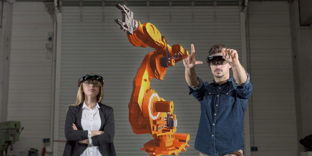 Holo-Light ermöglicht Design in AR