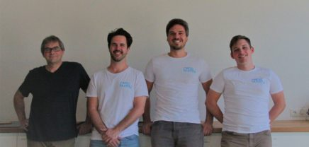 Wiener Startup reha buddy unterstützt Patienten mit Sensoren