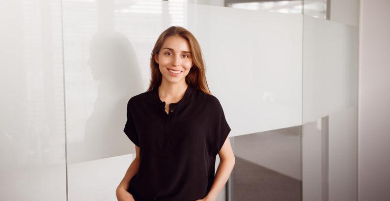 Corrux: Gründerin Laura Tönnies