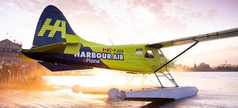 magniX, Harbour Air, E-Flugzeug, e-plane, e-Flugzeug
