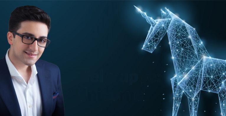 Axom Founder und CEO Kaweh Khoshknabi