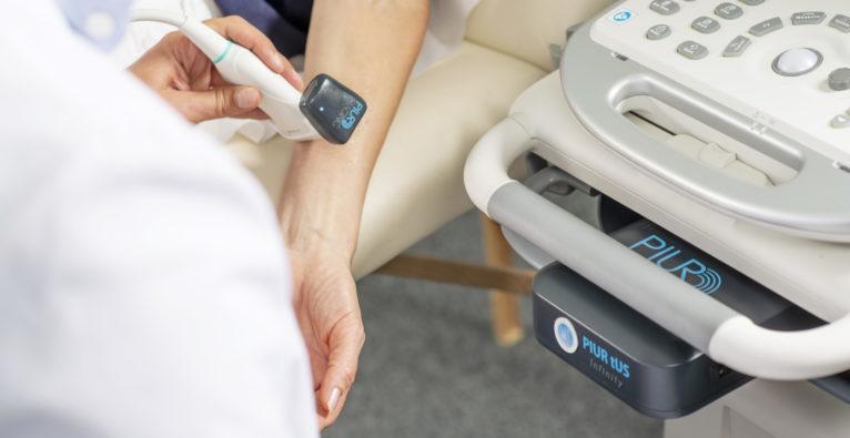 PIUR Imaging: Wiener MedTech macht 2D- zu 3D-Ultraschall-Geräten