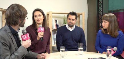 Impact Roundtable: Impact Startups mit Lösungen für den Jobmarkt