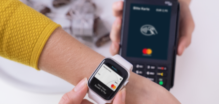 Apple Pay-Start bei Raiffeisen, Bank Austria und Volksbanken
