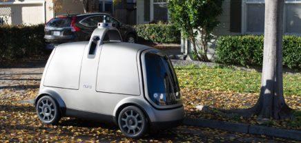 Walmart-Kunden können sich ab 2020 von einem Roboter-Auto beliefern lassen