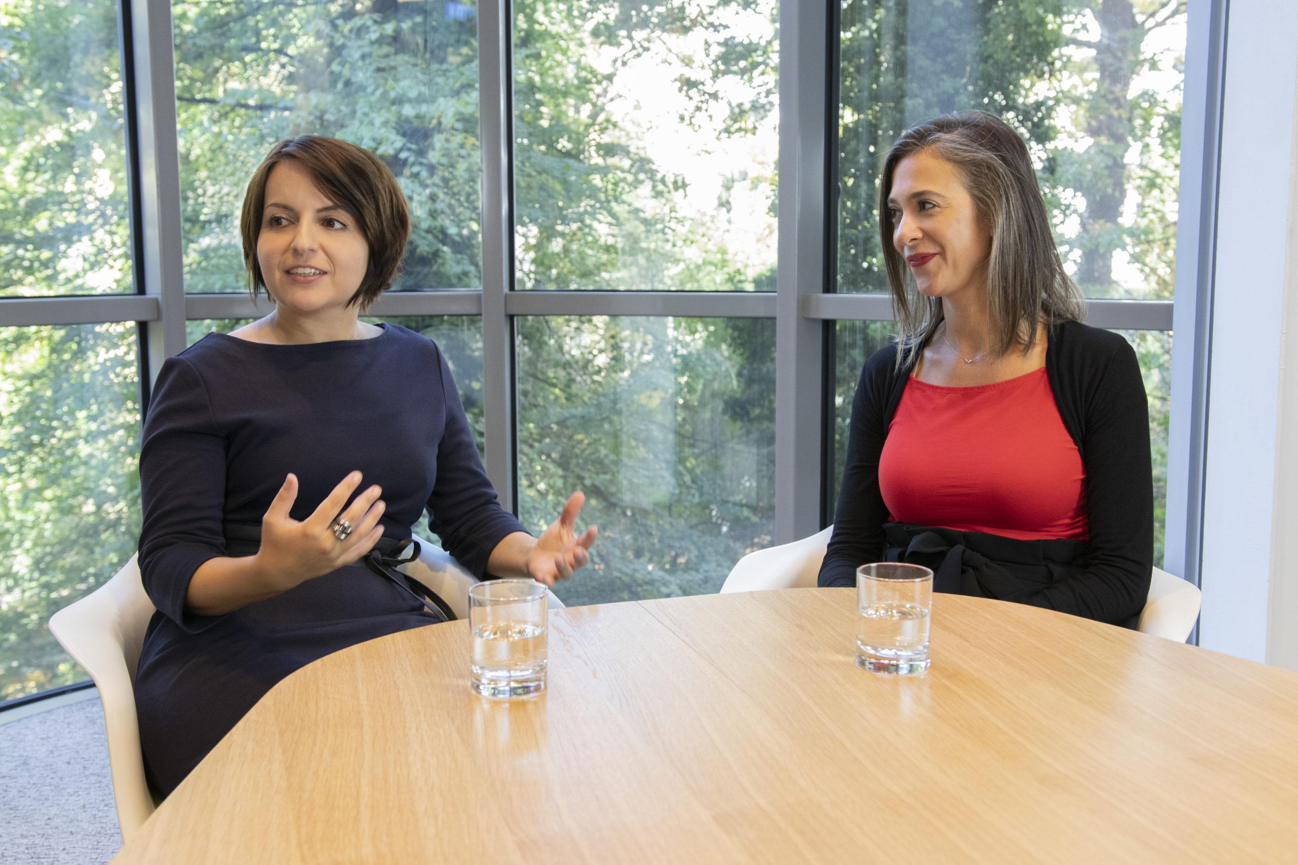 Anna Nowshad und Elisa Aichinger über Führungskräfte in Zeiten von Holocracy, Gig-Economy und Automatisierung