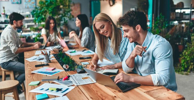 greenstart Arbeitgeber-Präferenzen von Studierenden - Top 10