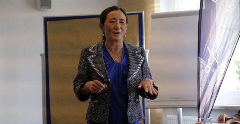 Tecnet Accent Gigi Wang Startups gründen