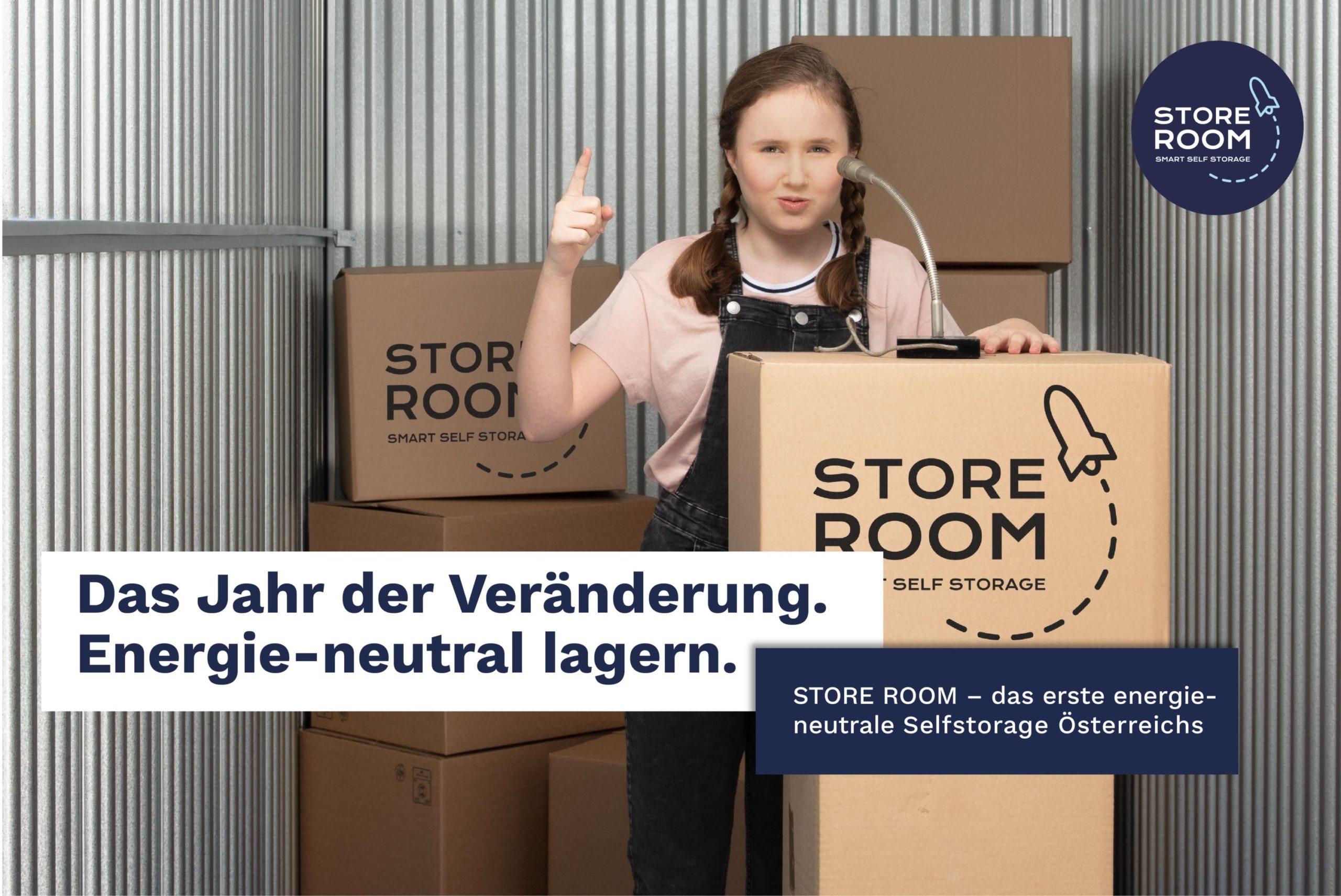 Store Room: Im Marketing spielt man unter anderem auf Greta Thunberg an