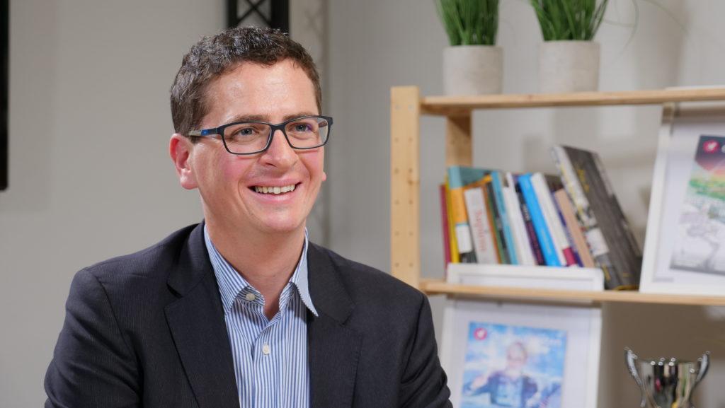 Markus Linder: Gründer des Wiener Scaleups Zoovu plan mit Nachhaltigkeitsapp den nächsten Coup