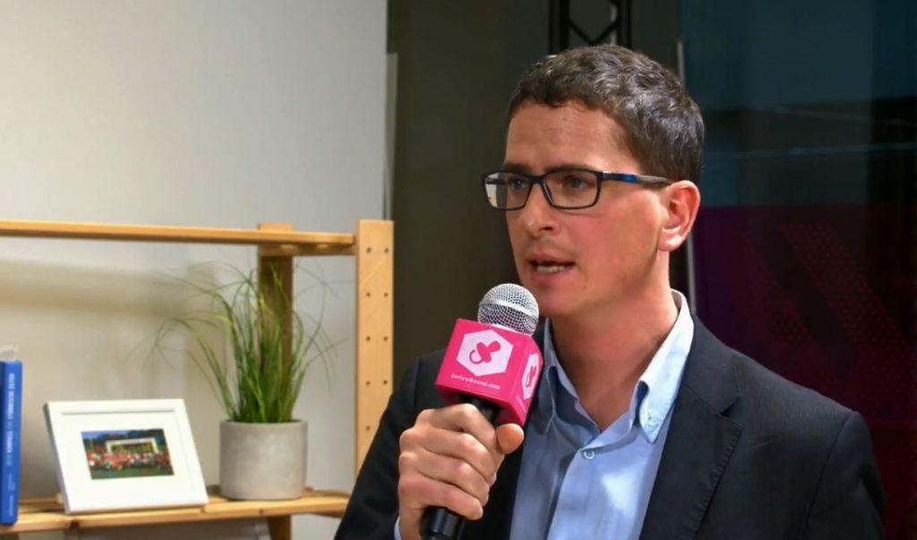 Markus Linder im brutkasten-Video-Talk