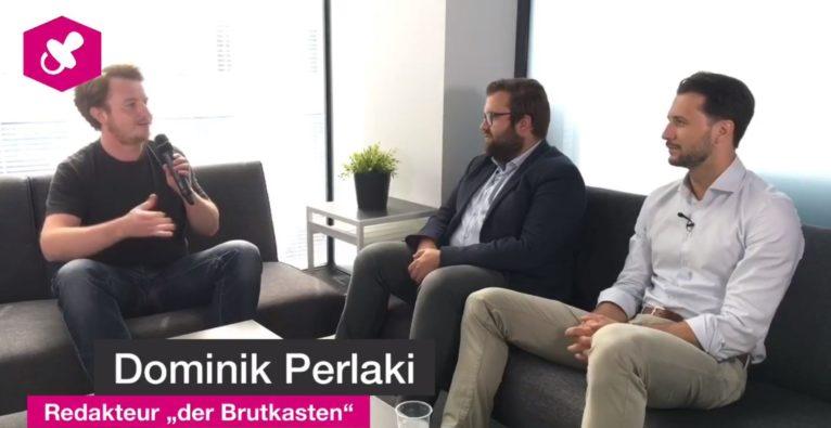 Dominik Perlaki im Interview über Speed Invest Pre-Seed Unit