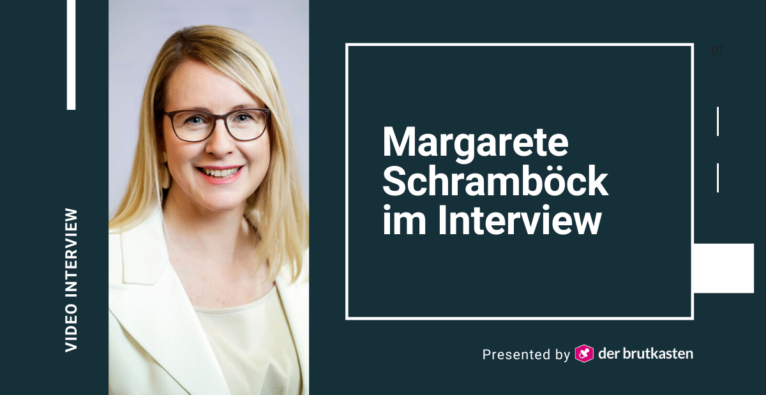 Schramböck im großen Interview über Maßnahmen für Startups im Regierungsprogramm