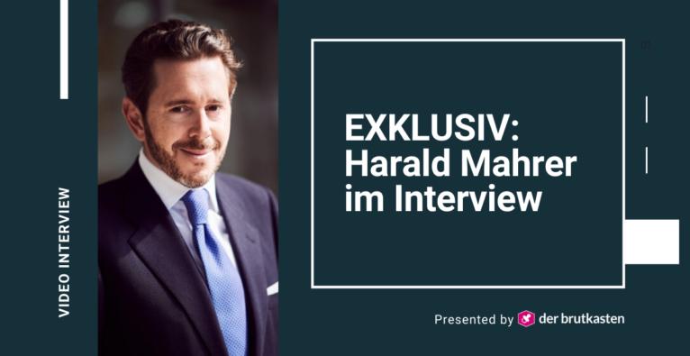 Harald Mahrer über Startup-Politik im Regierungsprogramm