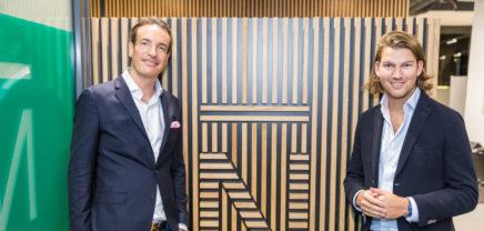Tamás Künsztler: The N26 founders Maximilian Tayenthal and Valentin Stalf