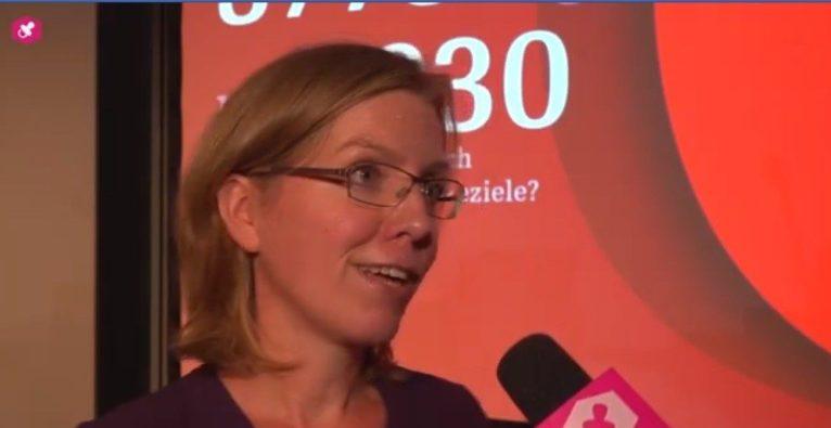 Die designierte Umweltministerin Leonore Gewessler im Video-Interview.