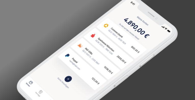 Iconic Finance: So soll die Heymoney-Multi-Banking-App der Allianz aussehen