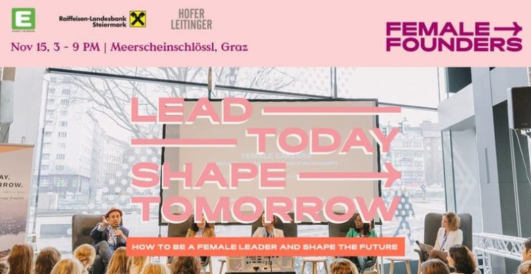 Lead Today. Shape Tomorrow. Graz