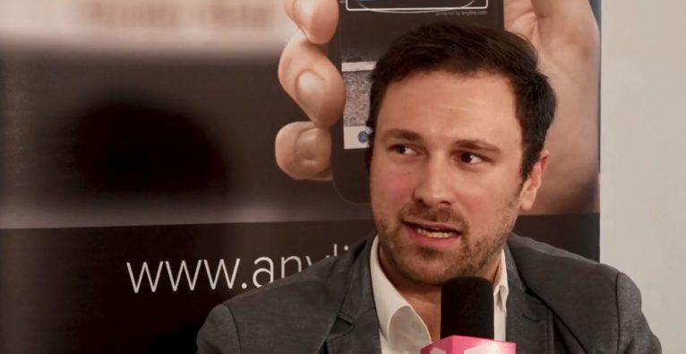 Anyline CEO Lukas Kinigadner zum Series A-Millioneninvestment