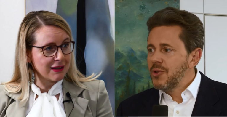 Wirtschaftsministerin Margarete Schramböck und Wirtschaftskammer-Präsident Harald Mahrer - unterschiedliche Prioritäten im Regierungsprogramm