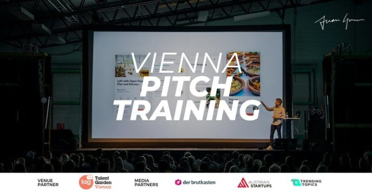 Vienna Pitch Training January