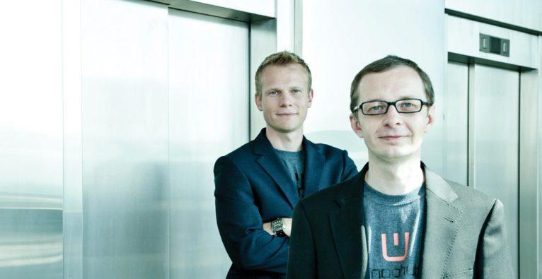 Die LingoHub-Gründer Helmut Juskewycz (CEO) und Markus Merzinger.