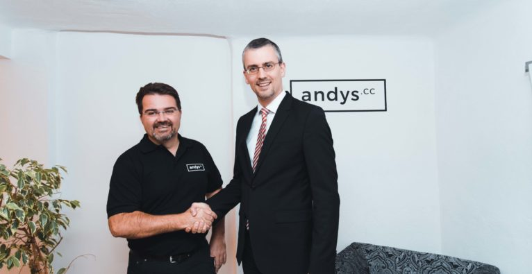 andys.cc - neuer Coworking-Space in Klosterneuburg