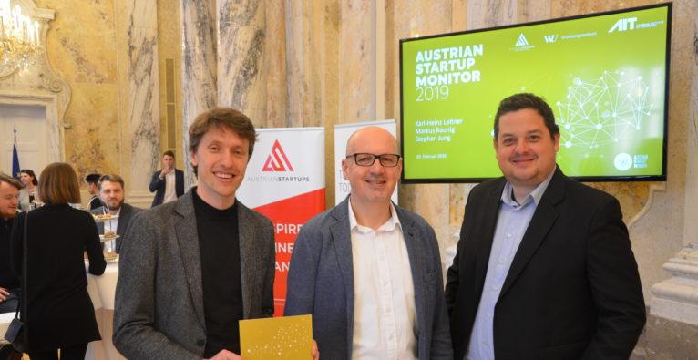 Austrian Startup Monitor 2019 - die wichtigsten Zahlen und Ergebnisse