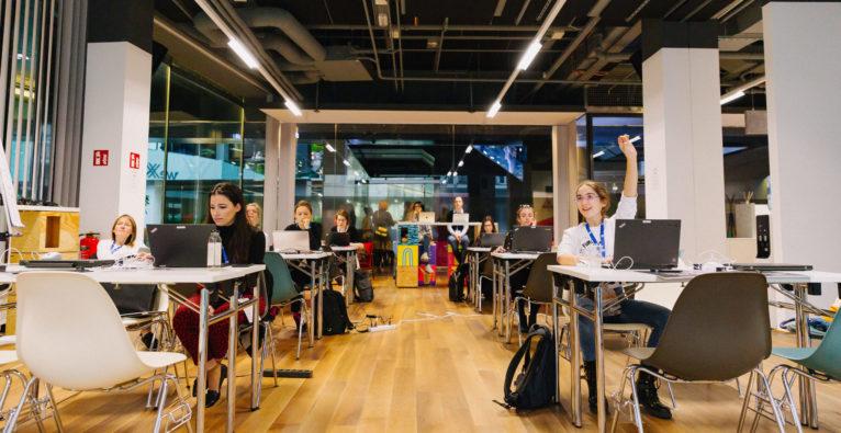 Female Founders: Beim diesjährigen Lead Today. Shape Tomorrow. wird es noch mehr hands-on-Workshops geben.