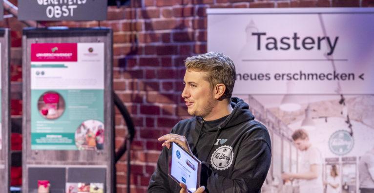 Tastery, das Gastro-Startup aus Wien