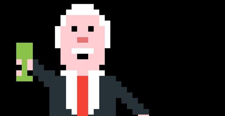 Michael Häupl als CryptoWiener