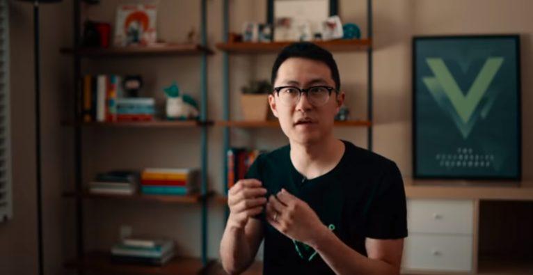 Evan You, Erfinder von Vue.js
