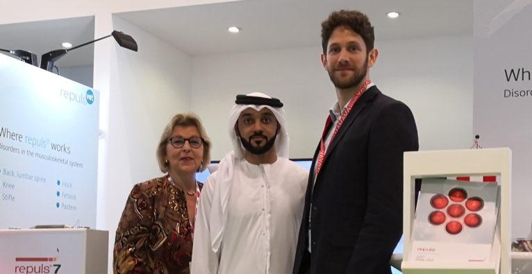 Repuls: Wiener MedTech expandiert nach Rückschlag in 23 arabische Länder