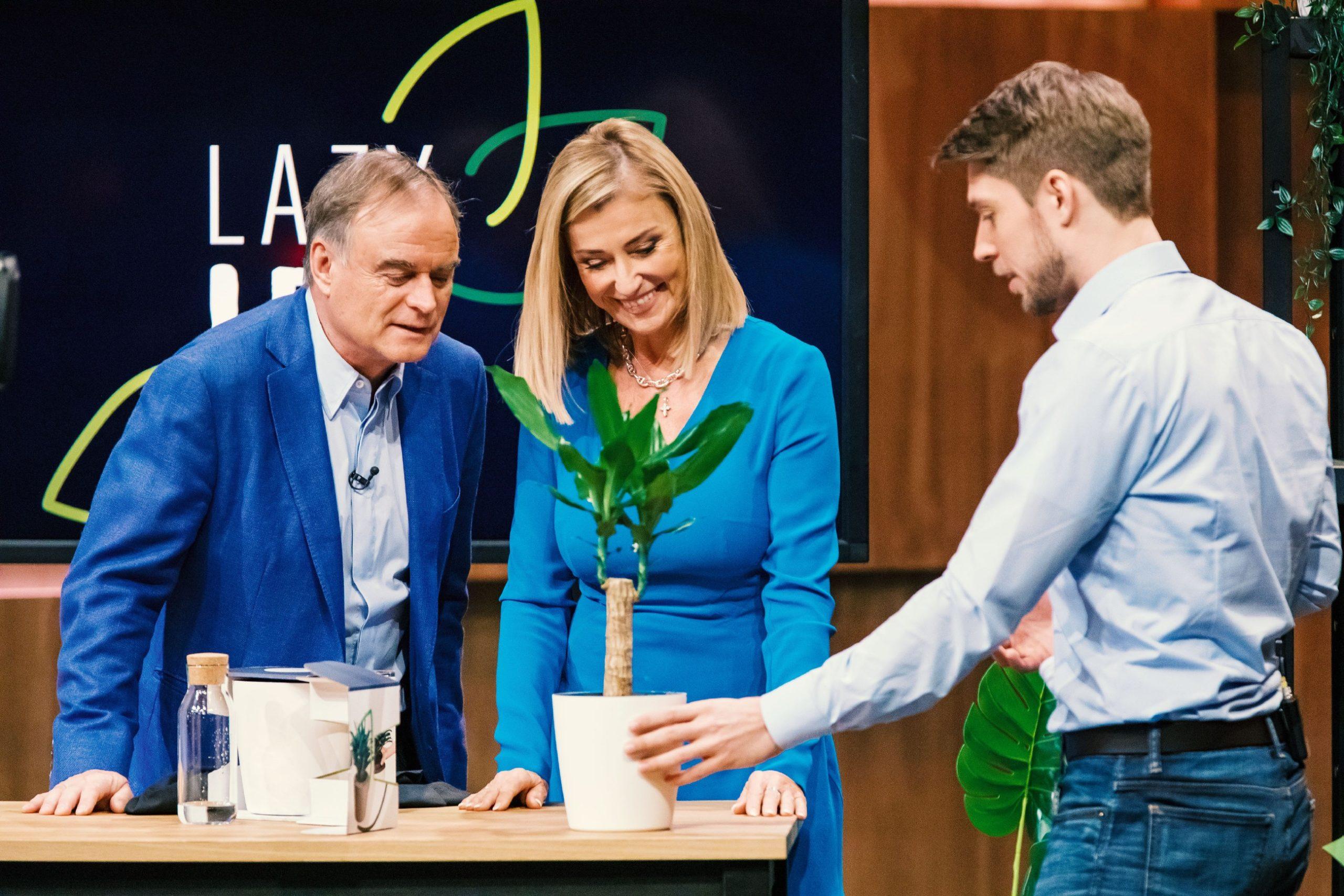 Lazy Leaf, Höhle der Löwen, Frank Thelen, Dagmar Wöhrl, Carsten Maschmeyer, Georg Kofler, Ralf Dümmel, Startup
